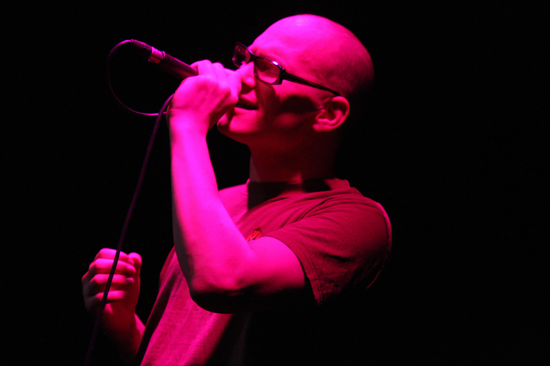 Clark live in Reutlingen 03